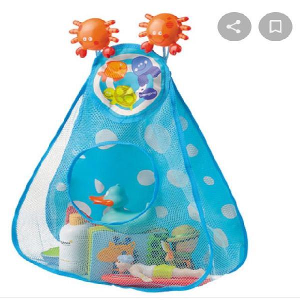 Bolsa de red para juguetes