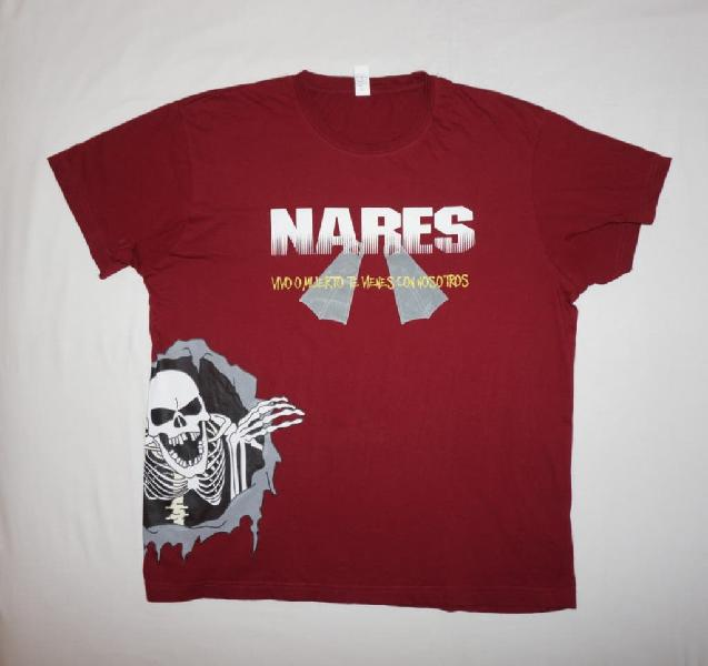 Camiseta floan nadador de rescate xxl