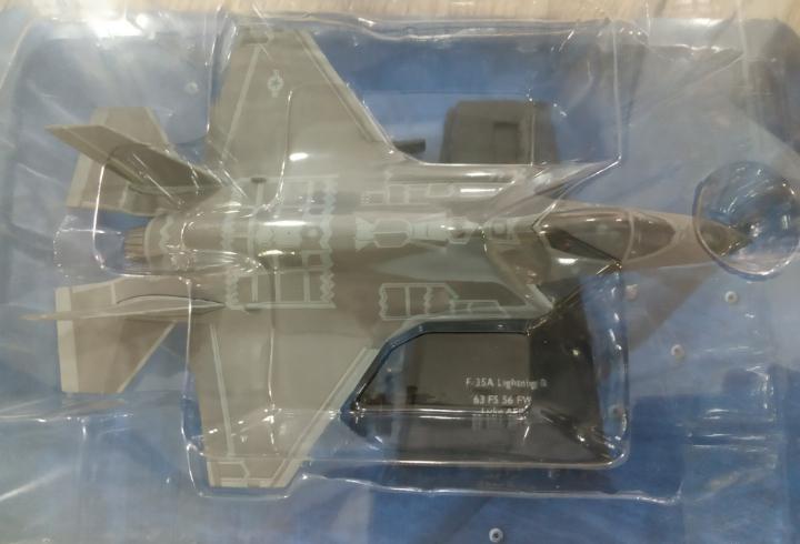 Colección aviones de combate f-33 a lightning ii