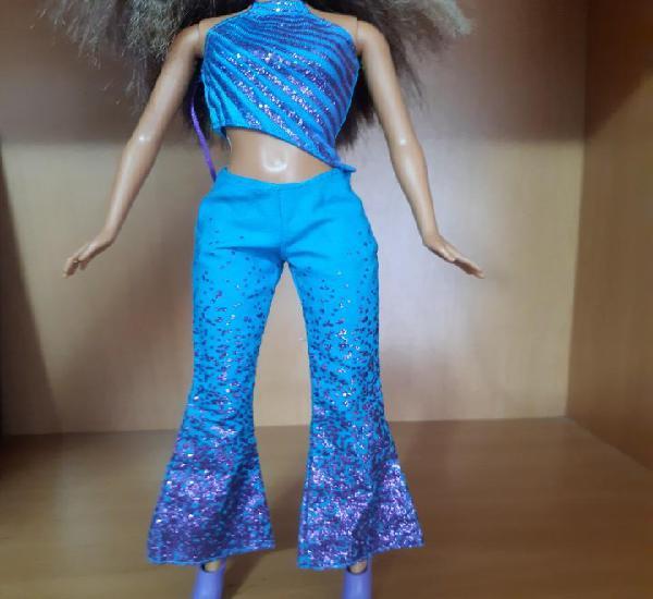 Conjunto barbie fashion avenue de los 2000