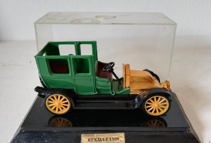 Eko: antiguo coche renault 1910 escala 1/43 años 60 / 70 en