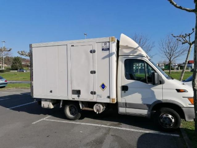 Iveco daily isotermo 136 cv '04