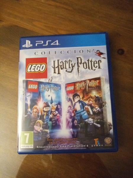 Juego play 4 harry potter