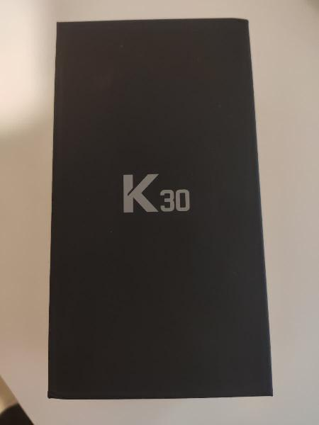 Lg k30 a estrenar!