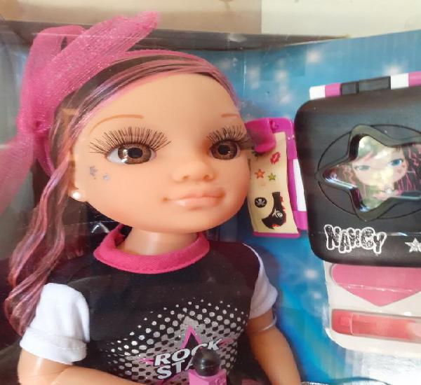 Nancy rock star