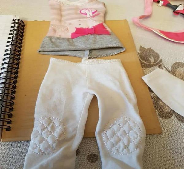 Pantalón y camiseta nancy new