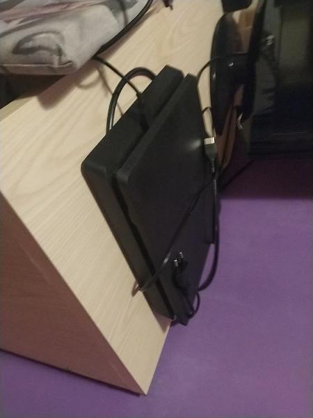 Play station 4 slim 500 gb