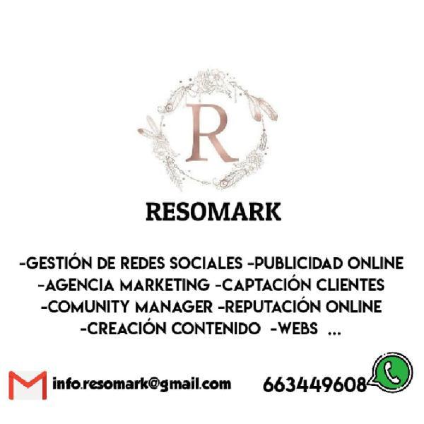 Redes sociales publicidad y marketing