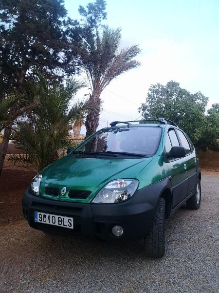 Renault scenic 2002 rx4