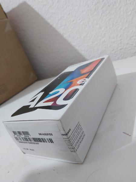 Samsung a20e 32gb 3gb ram precio no negociable