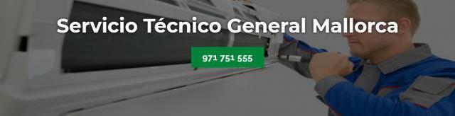 Servicio técnico general mallorca 971727793