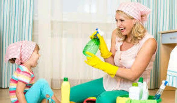Servicio doméstico, cuidado de niños...