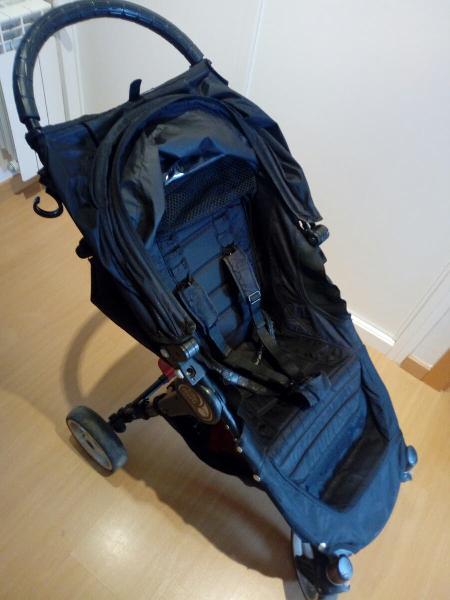 Silla de paseo city mini 4 baby jogger