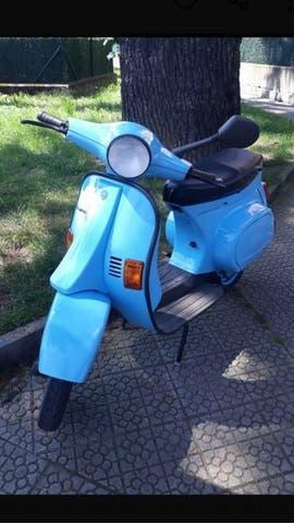 Vespa fl 125