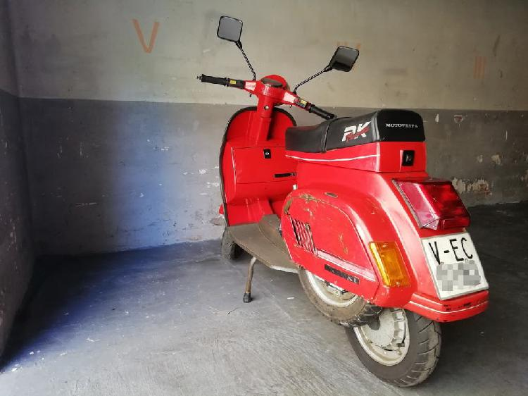 Vespa pk 125 xl plurimatic