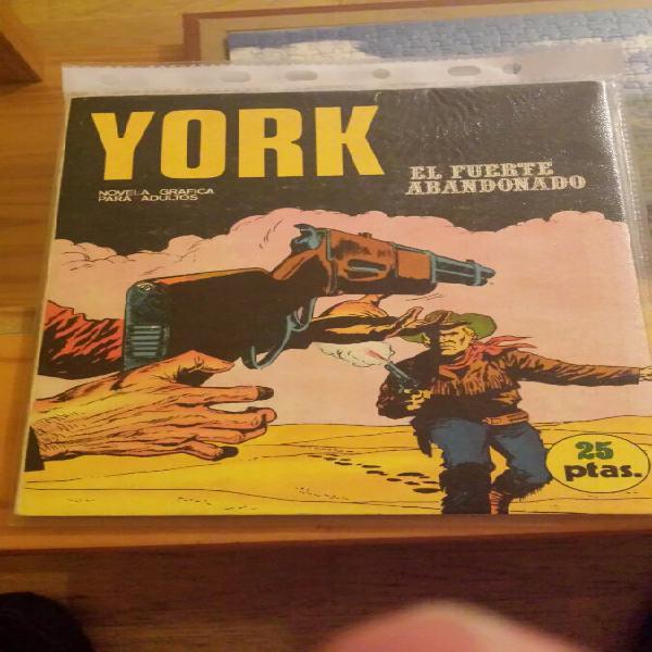 Comic de york