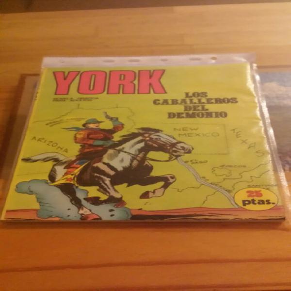 Comic york