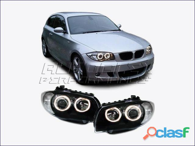 Faros Angel Eyes BMW E81 + E82 + E87 + E88