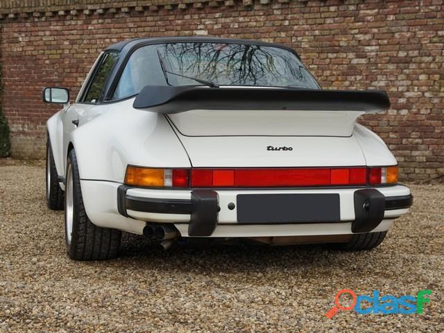Porsche 911 3.3 Turbo Targa 3