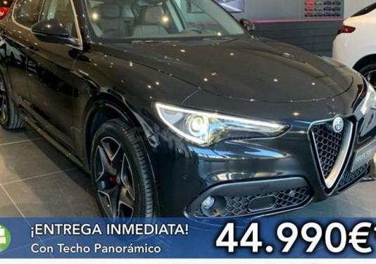 Alfa romeo stelvio 2.2 diesel 154kw 210cv ti q4 5p