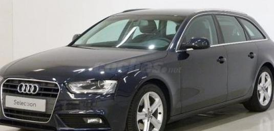 Audi a4 avant 2.0 tdi 150cv 5p.