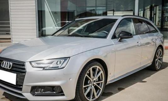Audi a4 black line 2.0 tdi 140kw s tronic avant 5p