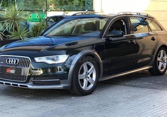 Audi a6 allroad quattro 3.0 tdi 245 clean diesel q