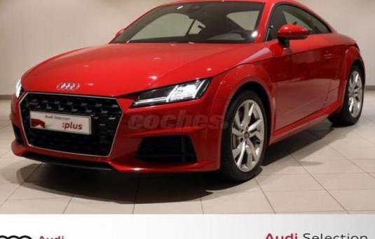 Audi tt 45 tfsi 180kw s tronic coupe 3p.