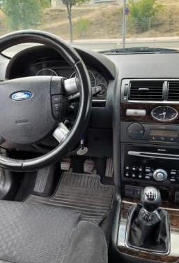 Ford mondeo 2.0 tdci 140 ghia