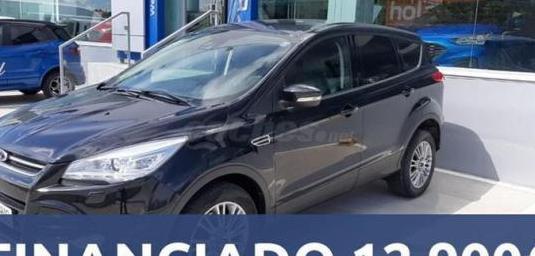 Ford kuga 2.0 tdci 140 4x4 titanium powershift 5p.