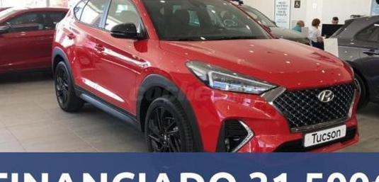 Hyundai tucson 1.6 tgdi 130kw 177cv nline x 4x2 5p