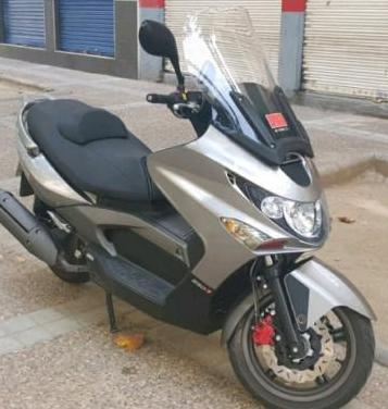 Kymco xciting 250 r (2007-2010)