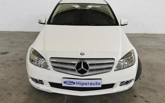 Mercedes-benz clase c c 200 cdi be avantgarde blue