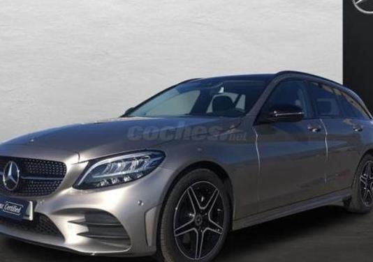 Mercedes-benz clase c c 220 d estate 5p.