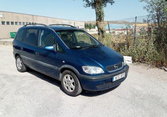 Opel zafira 1.6 16v club