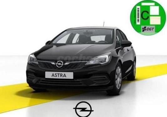 Opel astra 1.2t shl 81kw 110cv astra 5p.