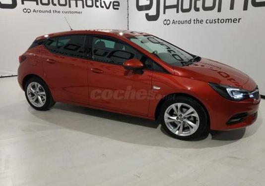 Opel astra 1.2t shl 81kw 110cv gs line 5p.