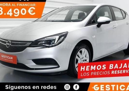 Opel astra 1.4 turbo 92kw 125cv selective 5p.