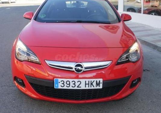 Opel astra 1.4 turbo ss selective gtc 3p.