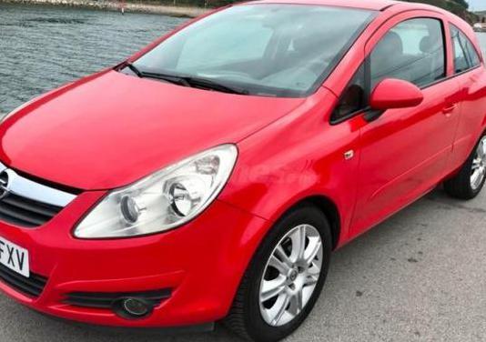 Opel corsa enjoy 1.3 cdti 90 cv 3p.
