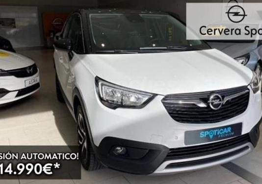 Opel crossland x 1.2 81kw 110cv innovation ss auto