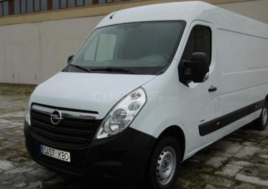 Opel movano 2.3 cdti 96kw 130cv l3 h2 r 3.5t