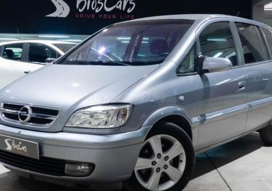 Opel zafira 2.2 dti 16v linea blu 5p.