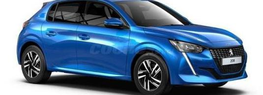 Peugeot 208 Puretech 73kw 100cv Allure 5p.
