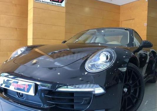 Porsche 911 carrera 4 coupe 2p.