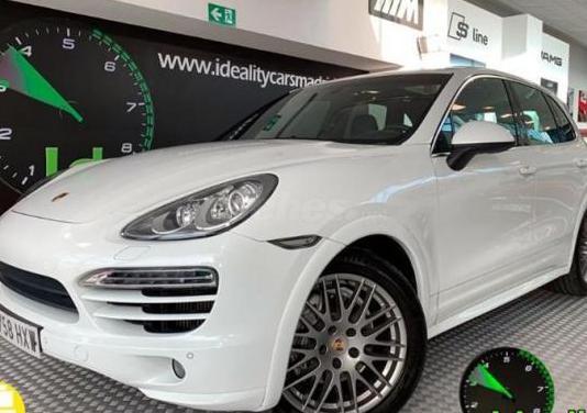Porsche cayenne 3.0 td tiptronic 5p.