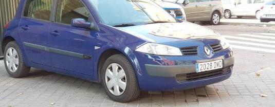 Renault mégane confort expression 1.5dci85