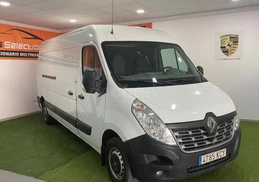 Renault master furgon t l2h2 3500 dci 96kw 130cv