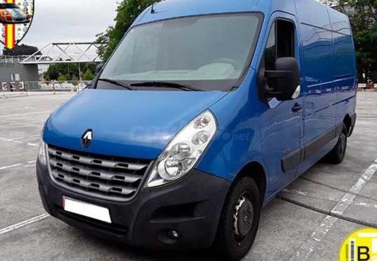 Renault master furgon traccion l2h2 3500 dci 100