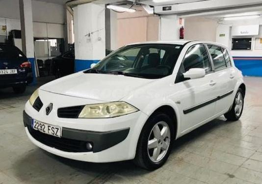 Renault megane emotion 2007 1.5dci85 eco2 5p.